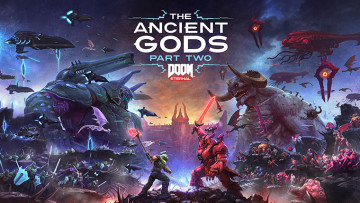 Doom Eternal The Ancient Gods expansion promo