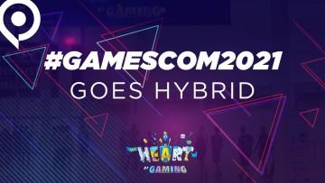 gamescom 2021 goes hybrid