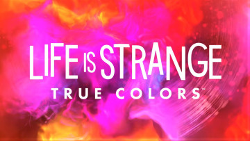 life is strange true colors game logo