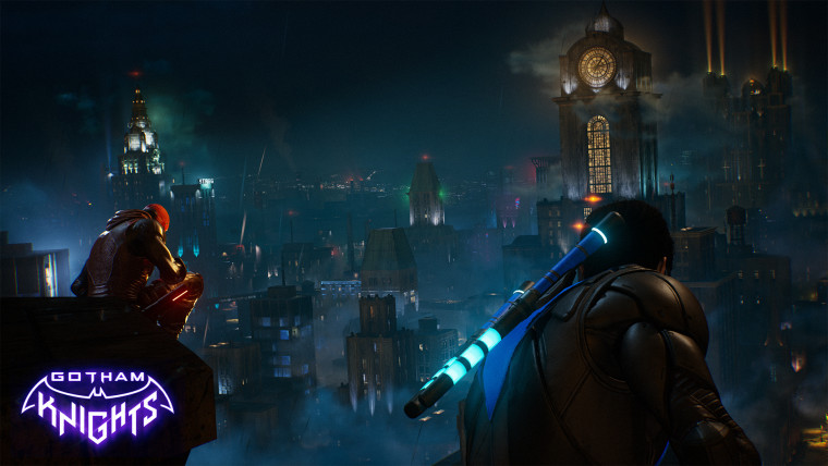 Gotham Knights screenshot