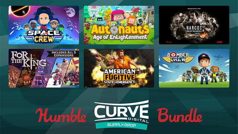 Humble Curve Digital bundle games