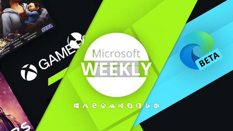 Microsoft Weekly - March 21 2021 - weekly recap