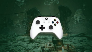 picture of an xbox controller