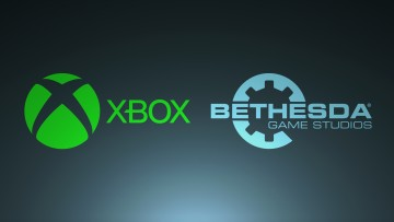 Xbox and Bethesda logos side by side