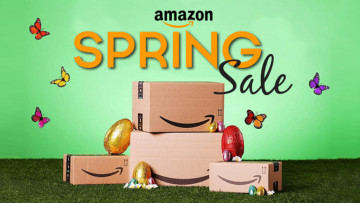 amazon spring sale