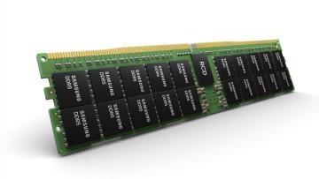 Samsung high density DDR5 memory module
