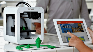 toybox 3d printer for kids