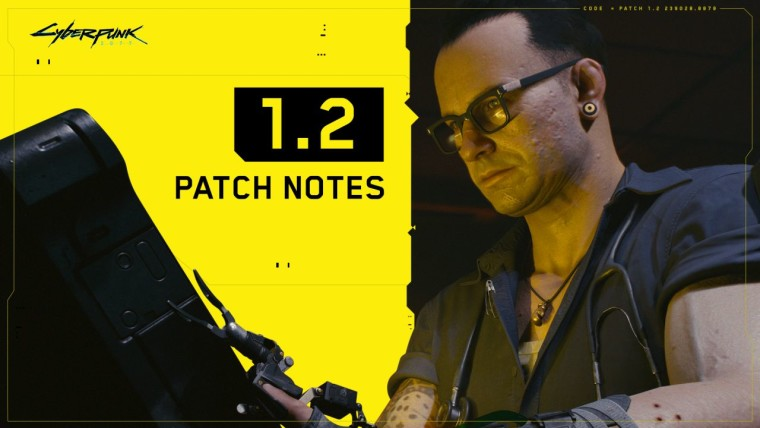 Cyberpunk 2077 Patch 12