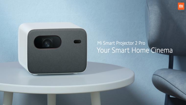 The Mi Smart Projector 2 Pro