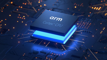 ARM Cortex CPU image