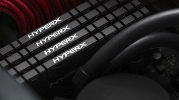 Four modules of HyperX Predator