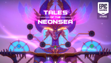 Tales of the Neon Sea Epic Games freebie