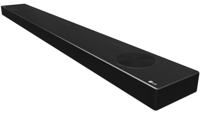 LG 2021 SP9YA soundbar