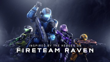 Halo MCC Season 6 Raven