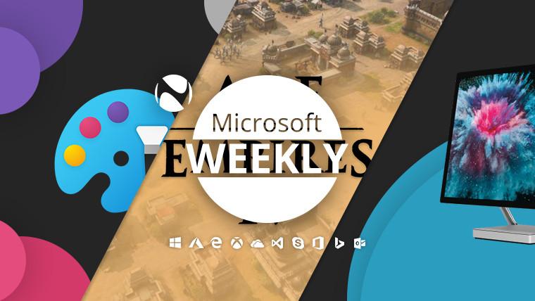 Microsoft Weekly - April 11 - weekly recap