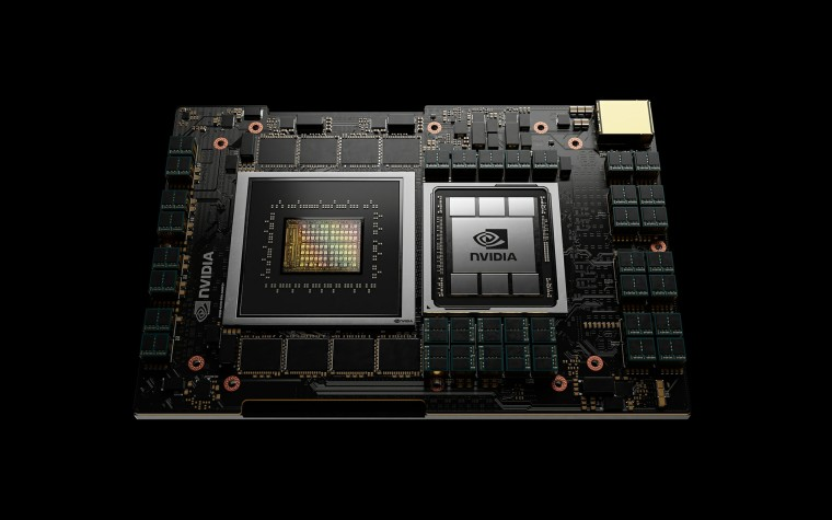 Picture of Grace Nvidia&039s new arm-based data center GPU