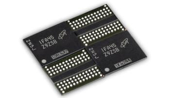 A Mircon IFA45 Z97SB memory chip