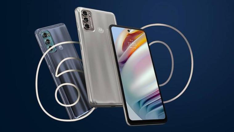 Motorola Moto G60 front and back panels