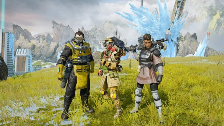 Apex Legends Mobile screenshots