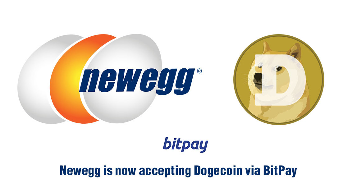 Newegg loves crypto, will now accept payments via Dogecoin - Neowin