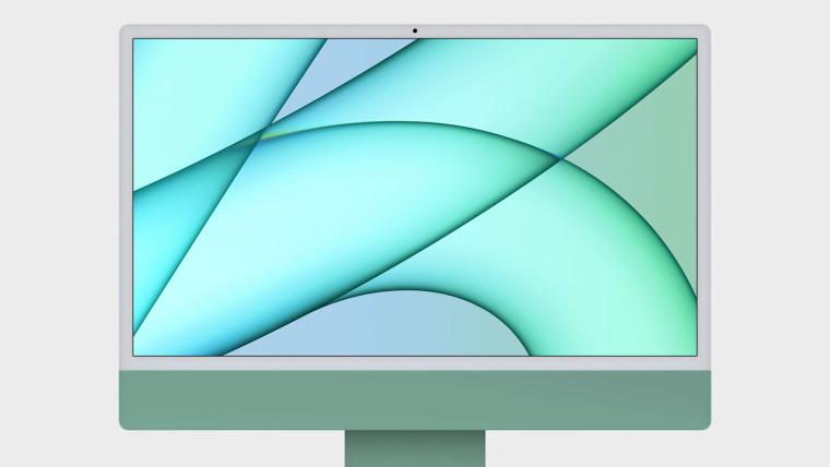 iMac with Apple M1