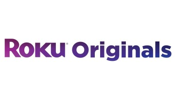 The Roku Originals logo on a white background