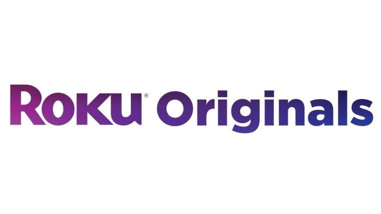 The Roku Originals logo on a white background