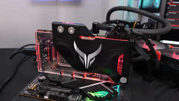 PowerColor Liquid Devil Ultimate overclocking record