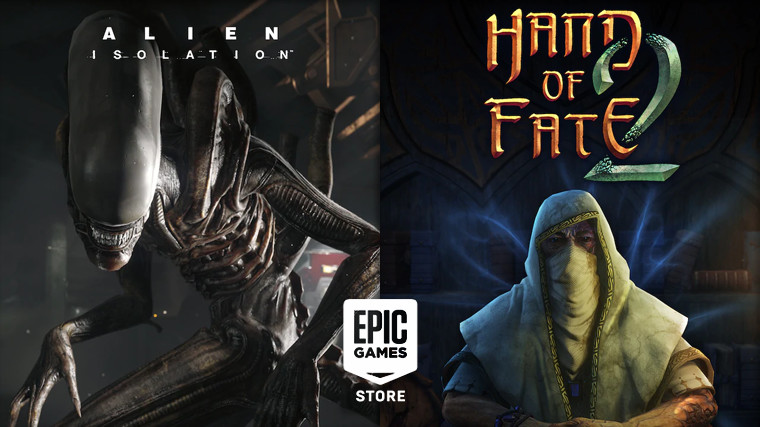Epic Games Store double giveaway