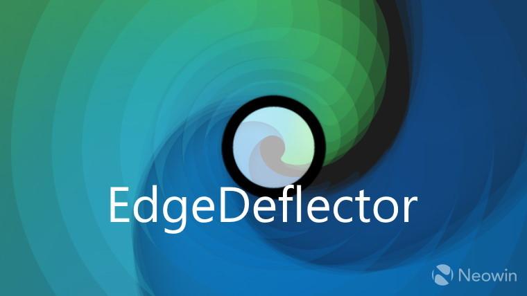 EdgeDeflector screenshot