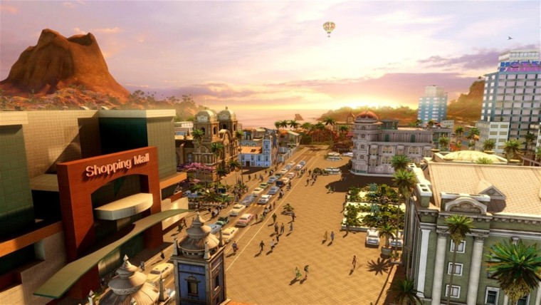 Tropico 4 screenshot