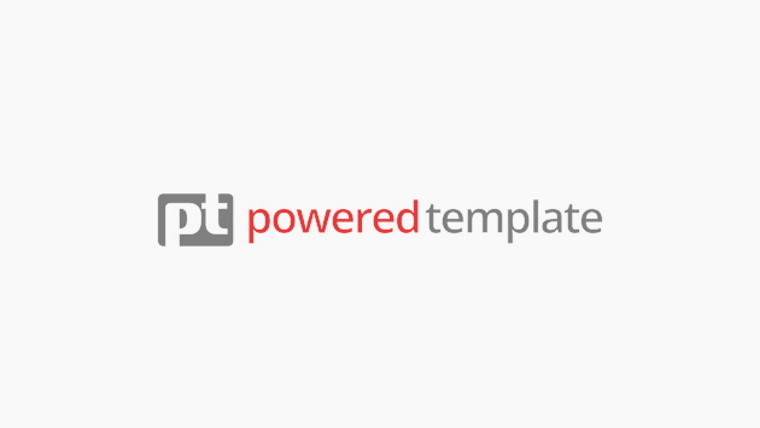 Powered Template Logo