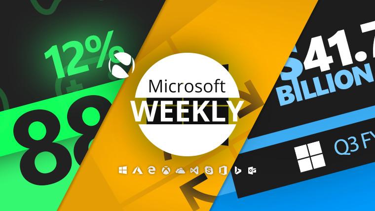 Microsoft Weekly - May 2 2021 weekly recap