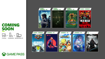 Xbox Game Pass May first wave games