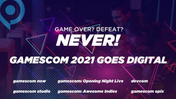 gamescom 2021 all digital event promo