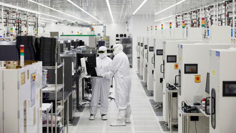 An II-VI facility