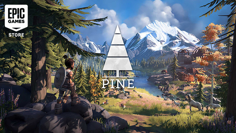 Pine is available for free on the Epic Games Store
