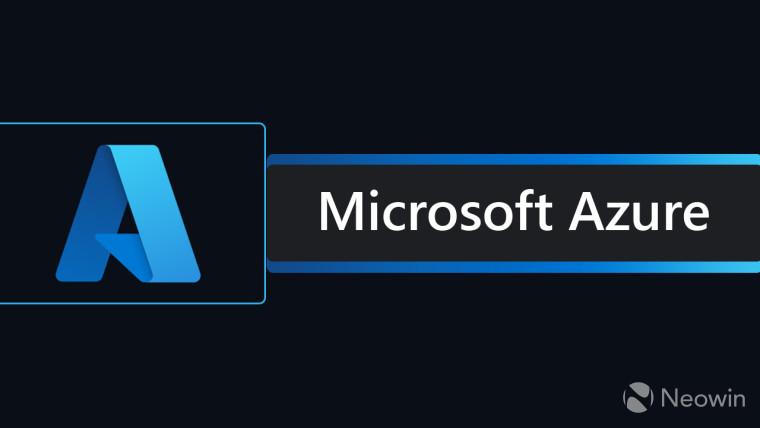 Azure fluent design logo