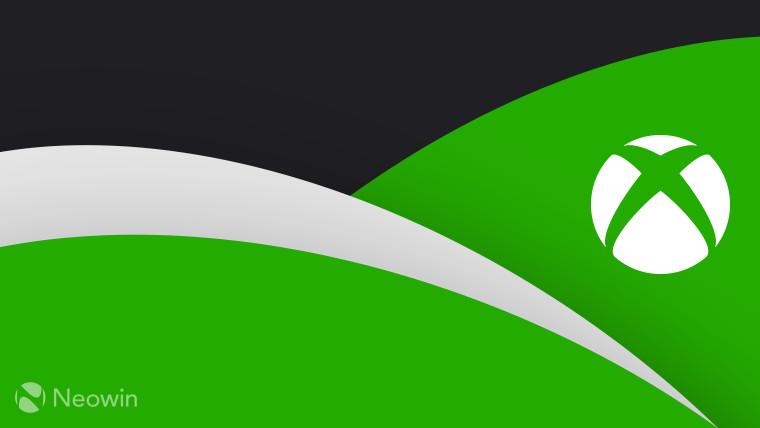 Xbox logo white on emerald background