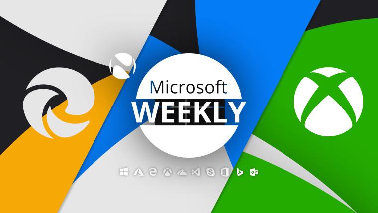 Microsoft Weekly - May 9 2021 - weekly recap
