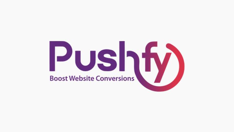 pushfy logo
