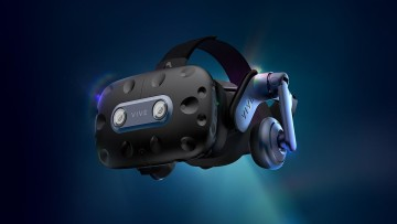 HTC Vive Pro 2 image from the front