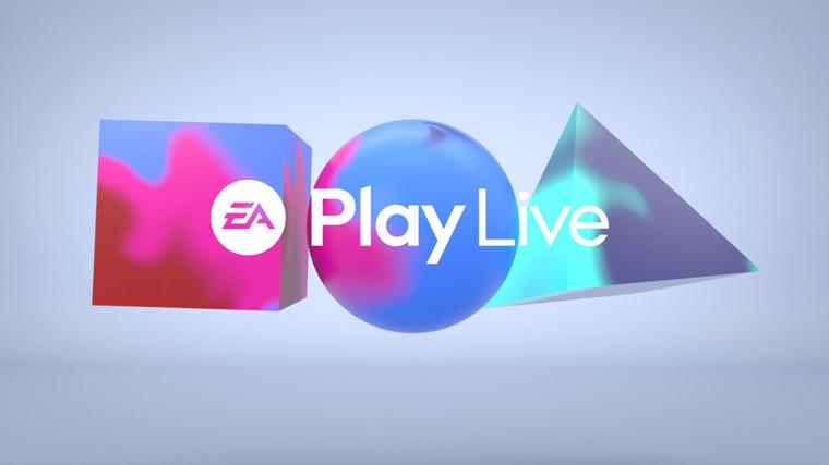 EA Play Live logo