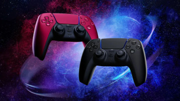 PS5 dualsense controllers
