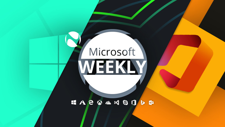 Microsoft Weekly - May 16 2021 - weekly recap