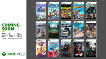 Xbox Game Pass May second wave of games