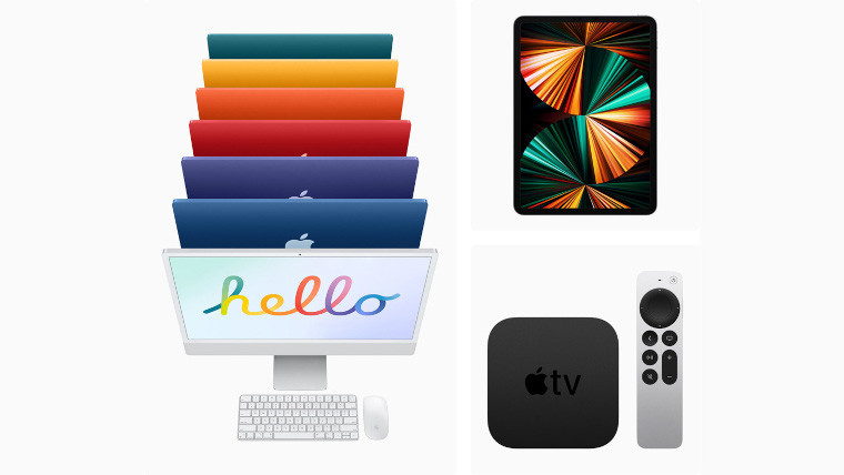 Apple&039s new iMac iPad Pro and Apple TV 4K