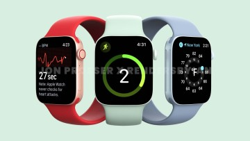 apple watch series 7 leaks