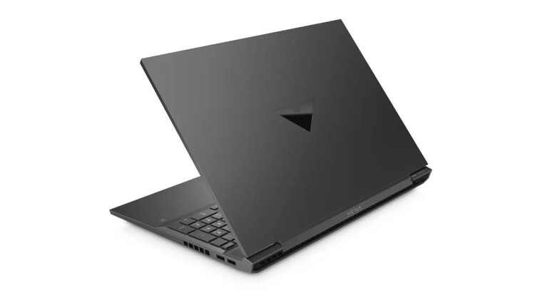 Victus by HP gaming laptop back side