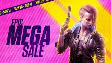 Epic Mega Sale 2021 promo